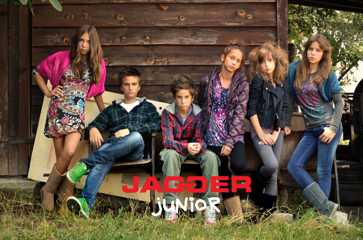 JAGGER JUNIOR FW11/12