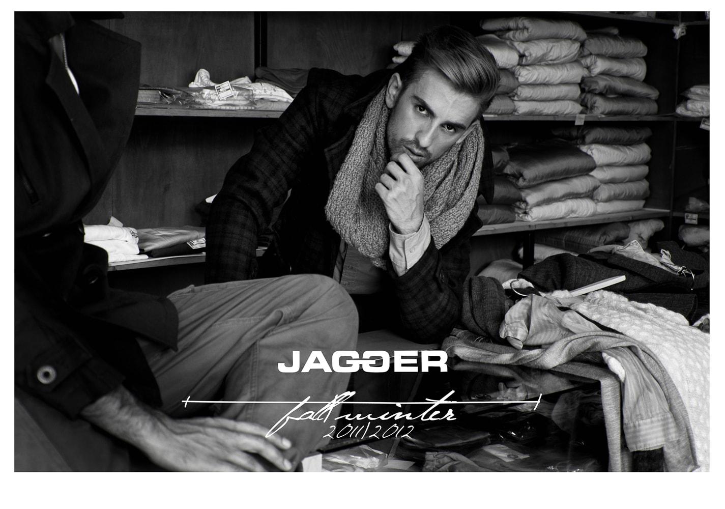 JAGGER BRAND FW11/12