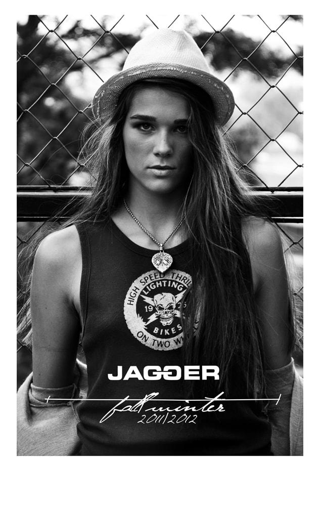 Jagger Brand FW12