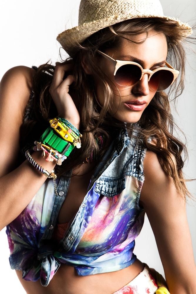 Elle Style For Less June '13