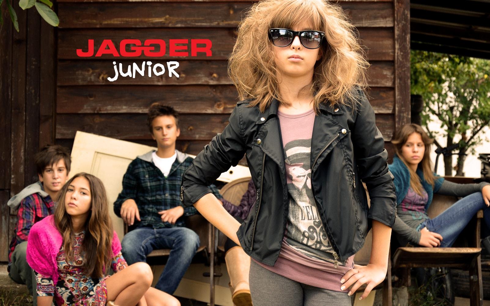 Jagger Junior FW12