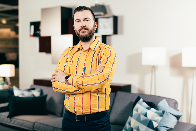 IKEA Menagement Portraits